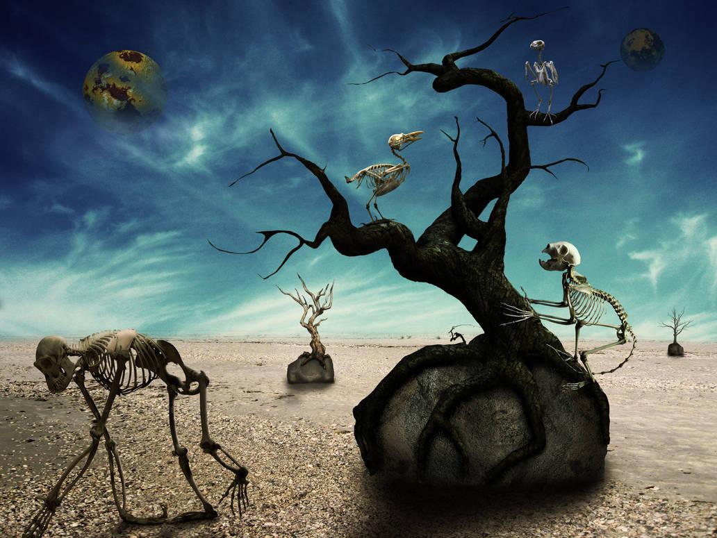 The strange world by misha167