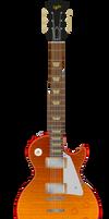 Gibson Les Paul Illustration