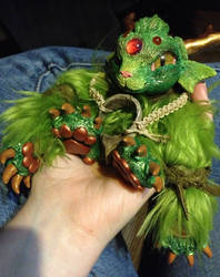 Guldere the luck dragon