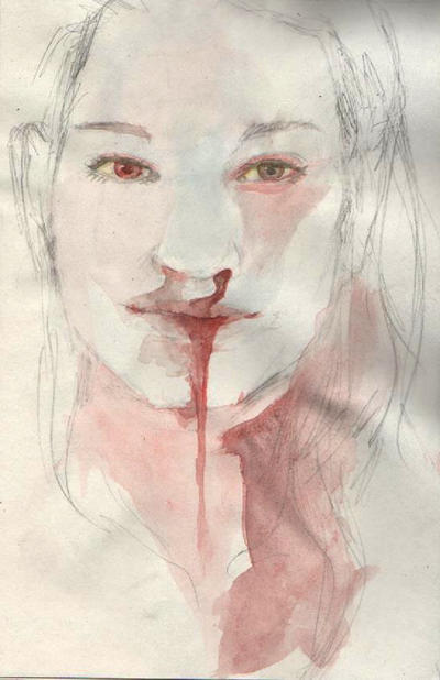 bloody sweetheart by IDoNotNeedAName