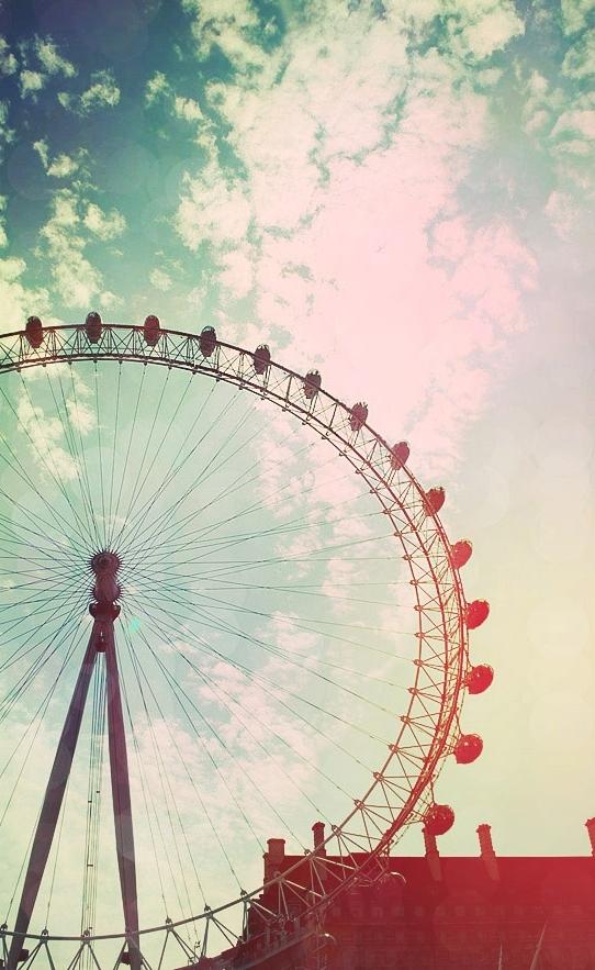 London eye by KatixSupersonic