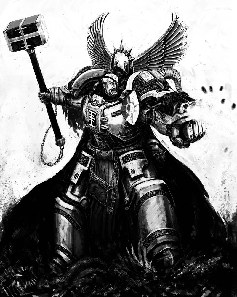 l'inquisition et son bras armé - Page 2 Brother_Captain_Cross_by_r7ll