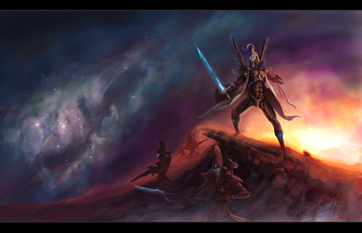 Pictures to use for loading screens! Eldar_Autarch_by_r7ll