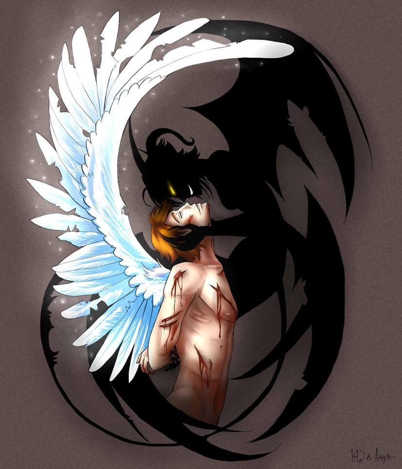 Angel's Shadow By KogotsuchiDark On DeviantArt