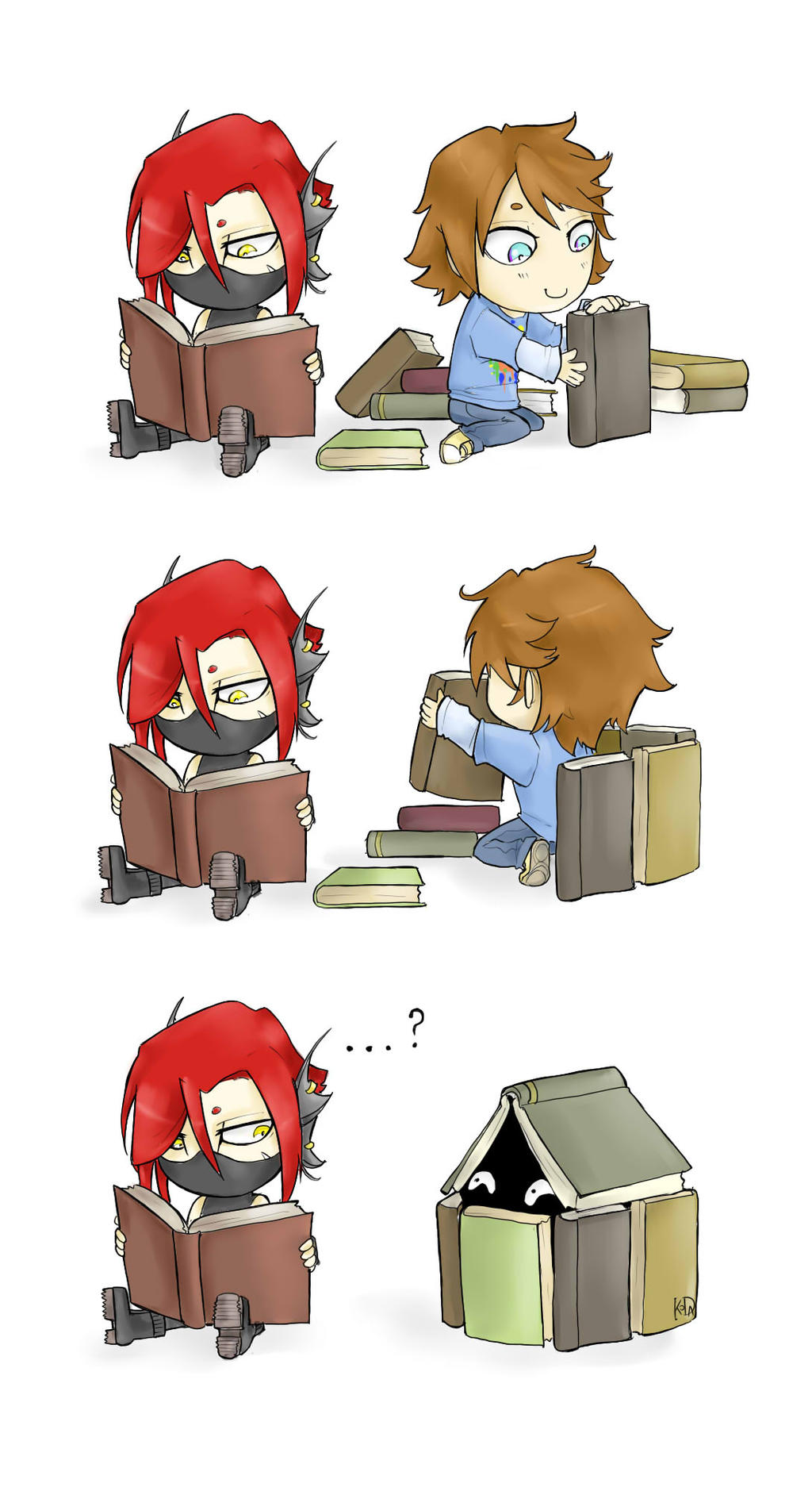 Books by KogotsuchiDark