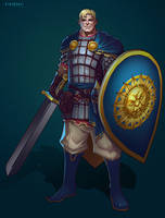 Warlord Skin A 01 by Duelisto