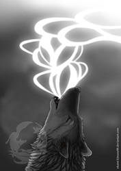 Light and Mist by Okami-Kitsune88