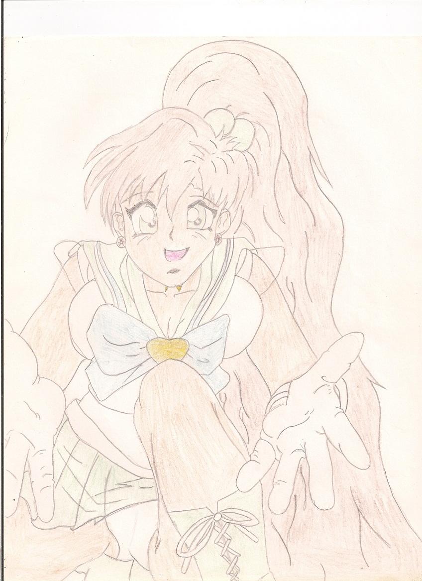 Sailor Jupiter by jamiedl