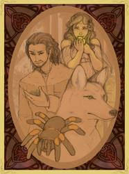 Mythology Tricksters by rainieday91
