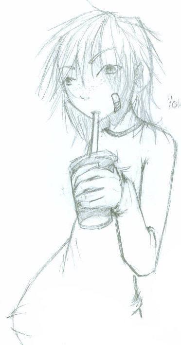 Yoki can be pretty by rainieday91