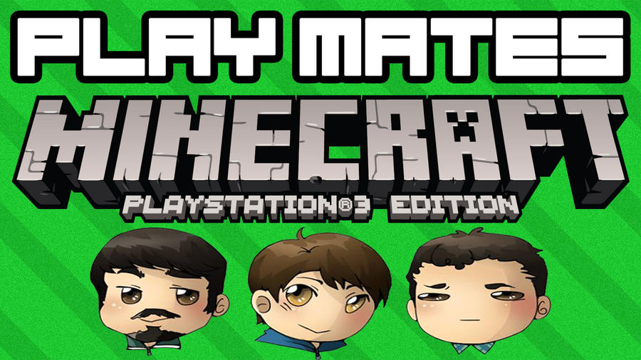 Play Mates - Minecraft by TheRonAndOnly