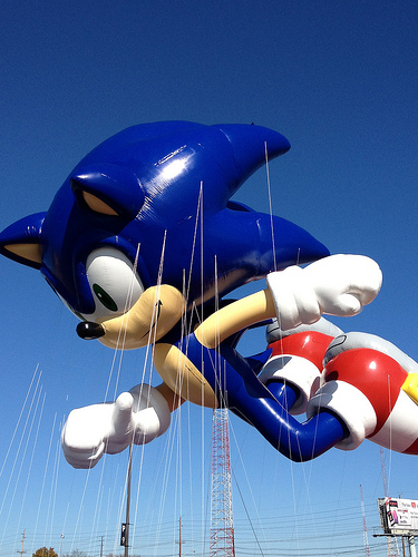 Sonic Balloon 2 by Soniclover1991