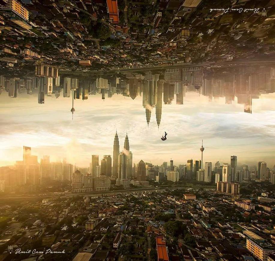 Inception Wallpaper: Inception City By Umit Cem Pamukin By Umitpamuk On DeviantArt