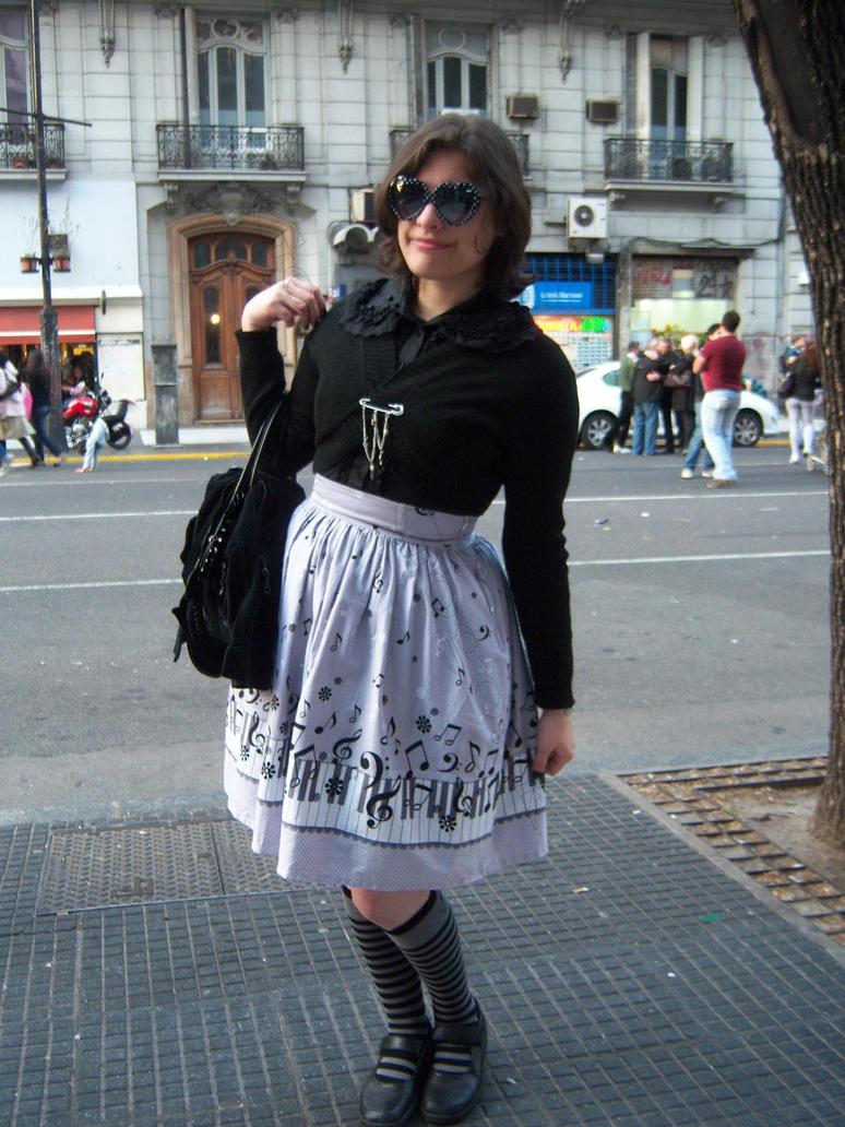 Casual lolita by Gothic-Gogo