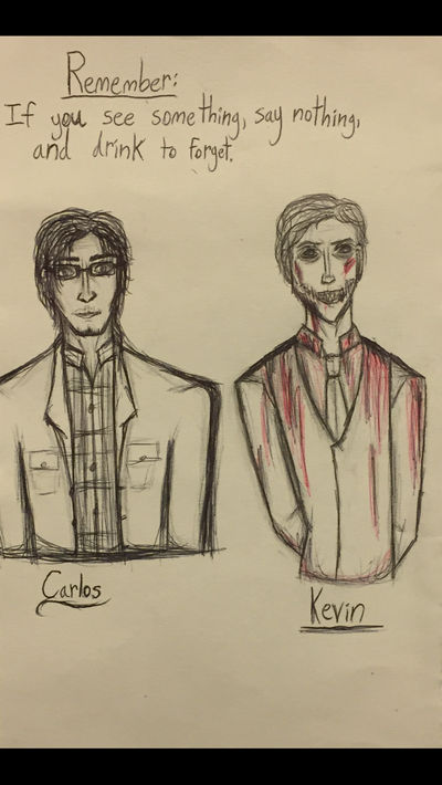 Night Vale Sketches