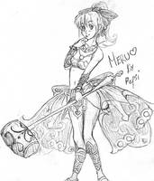 Meru - Legend of Dragoon by MadameRazz