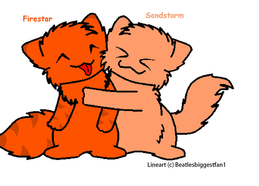 Tigerstar and sandstorm