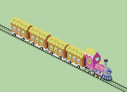 Train Version Iso by DrLonePony