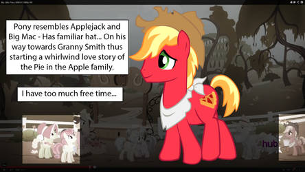 Apple Pie - Or I need to let this drop by DrLonePony