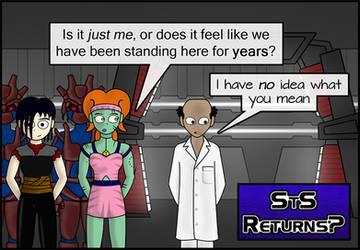 Star Trek Shorts - The Returnening by DrLonePony