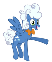 Fluffy Clouds by DrLonePony