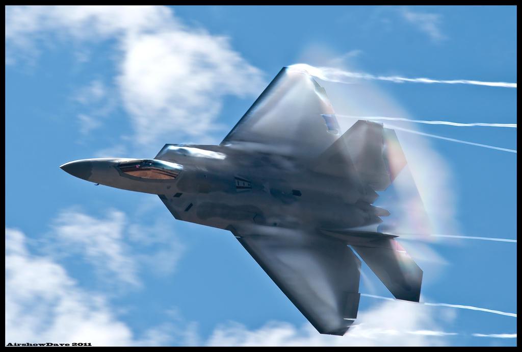 Raptor 2010 III by AirshowDave