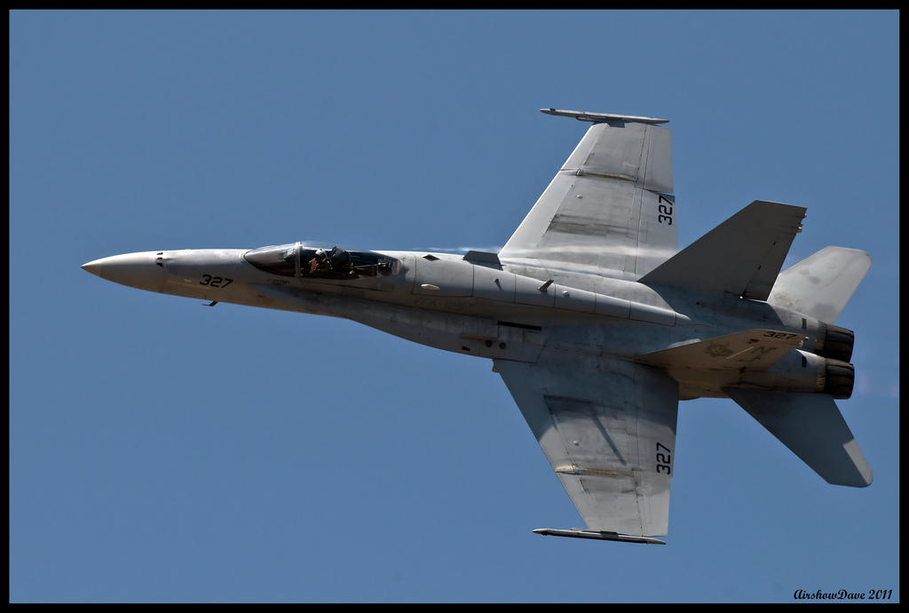 Hornet Pt Mugu by AirshowDave