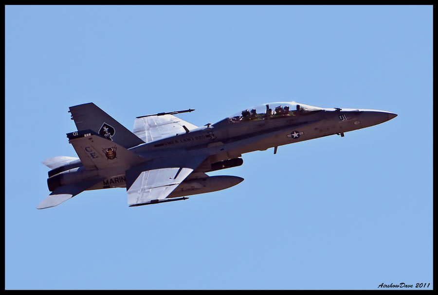 F-18 MAGTF 1 by AirshowDave