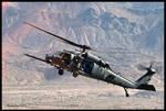 Red Smoke UH-60