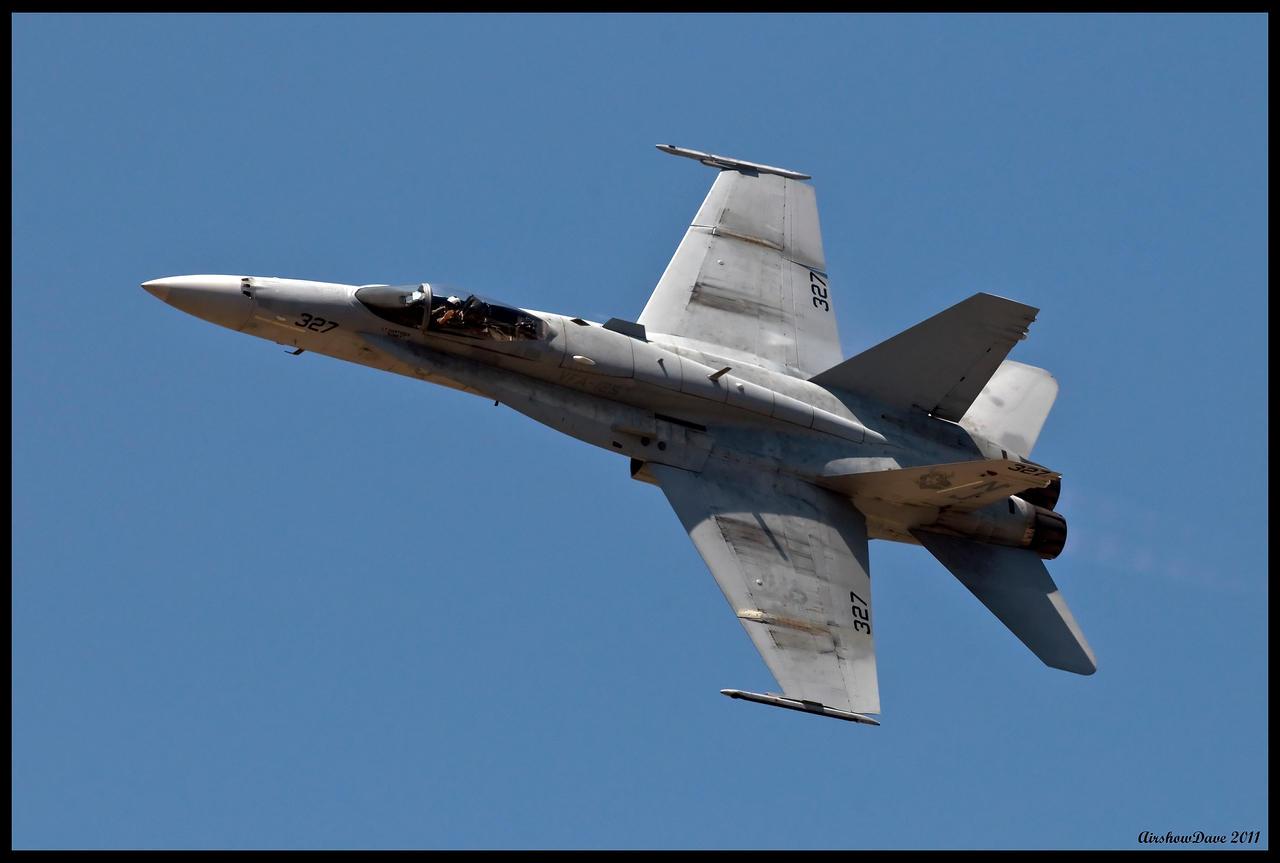 Pt Mugu Hornet II by AirshowDave