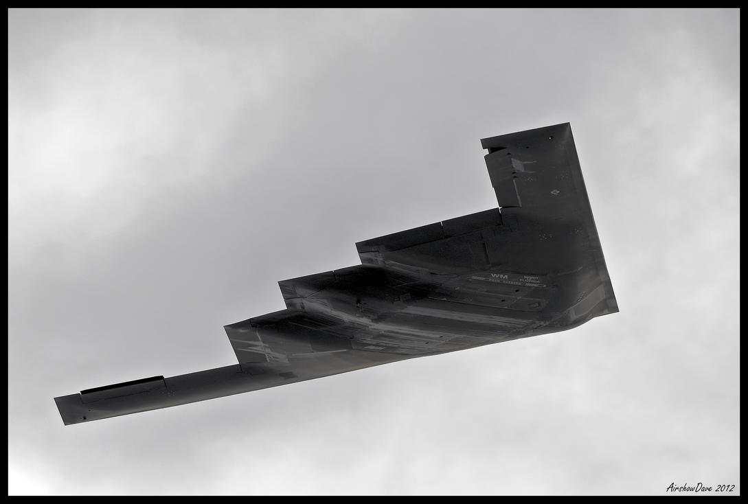 B-2 Spirit of Florida by AirshowDave