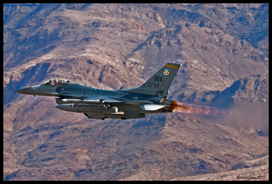 Nellis Viper II by AirshowDave