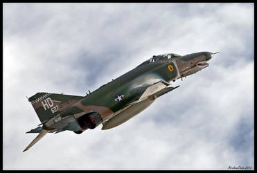 Nellis Phantom II by AirshowDave
