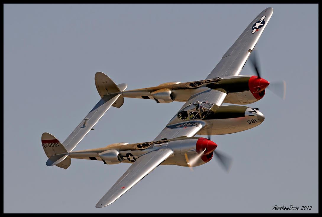 P 38 Lightning Wallpaper P-38 Lightning 2012 by...