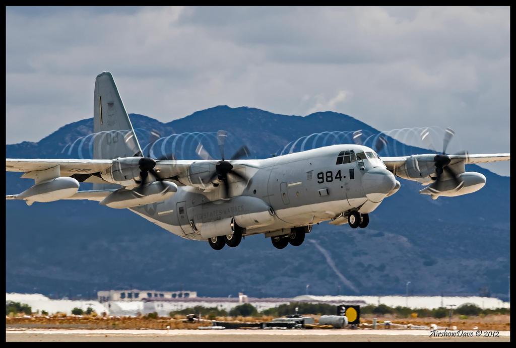MAGTF C-130 by AirshowDave