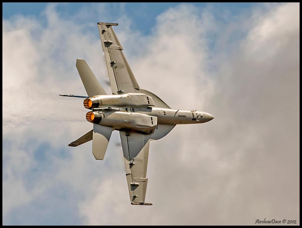 F/A-18E/F Super Hornet 2012 II by AirshowDave