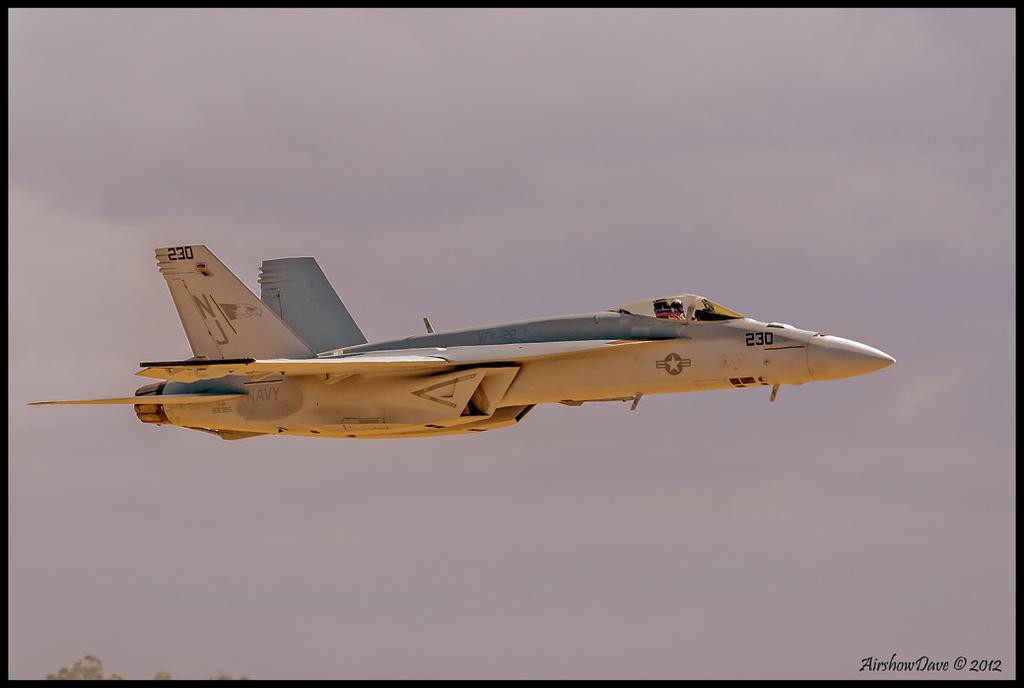 Miramar F/A-18E/F Super Hornet by AirshowDave