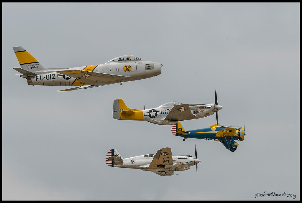 A Little Bit of History by AirshowDave