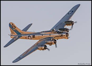 B-17 83514  Sentimental Journey III by AirshowDave