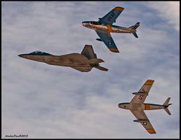 Heritage Break by AirshowDave