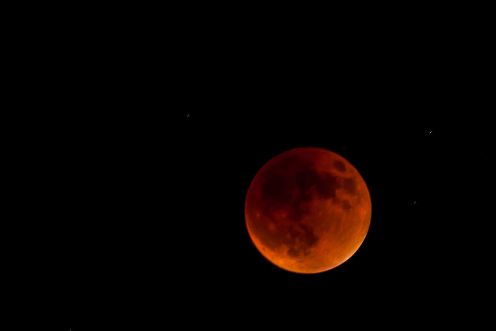 Blood Moon by AirshowDave