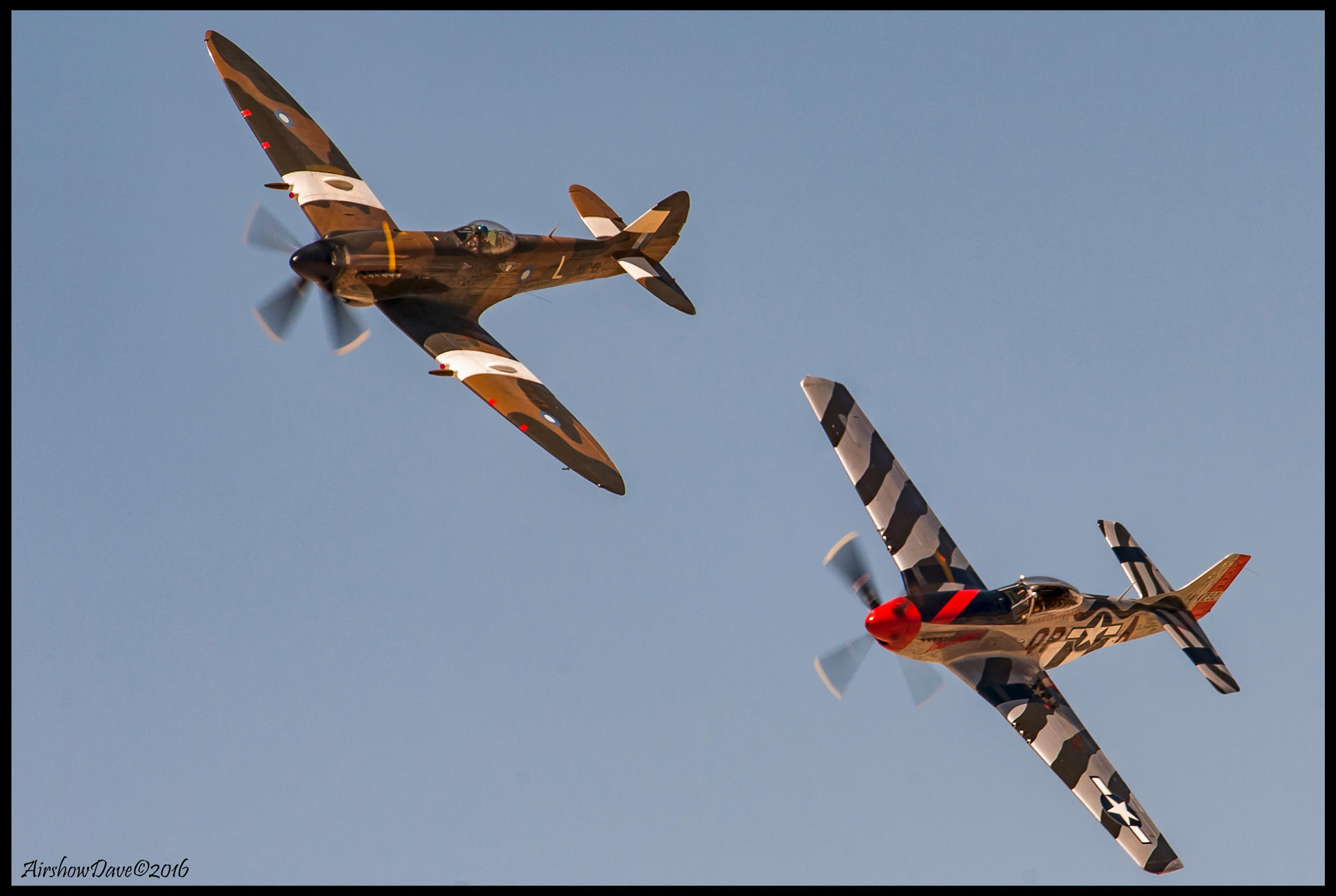 Fast Friends II by AirshowDave