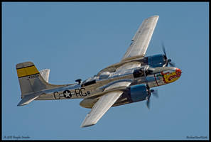 A-26B Douglas Invader by AirshowDave