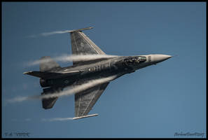 F-16 Viper by AirshowDave