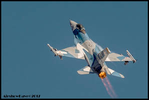 Aggressor  2017 by AirshowDave