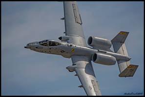 A-10 Warthog by AirshowDave