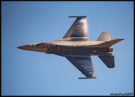 F-16 Viper 2019 by AirshowDave