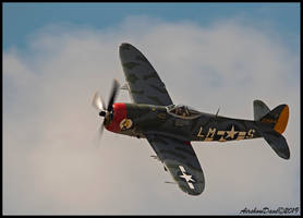 P-47D 22641 by AirshowDave