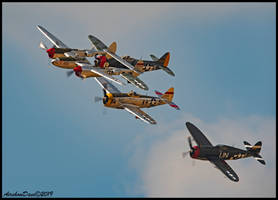 Fighter Group by AirshowDave