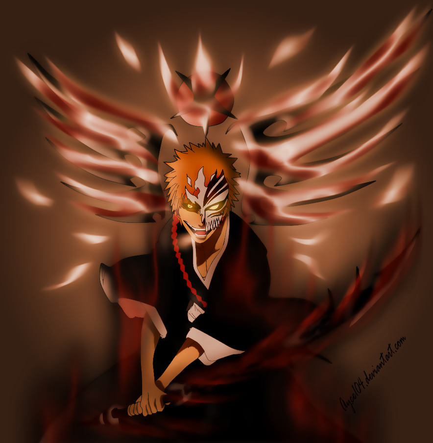 Ichigo-hollow-new-weapon-quincy-vollstandig-color By